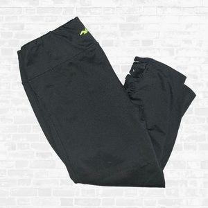 Hollister women's black size medium leggings